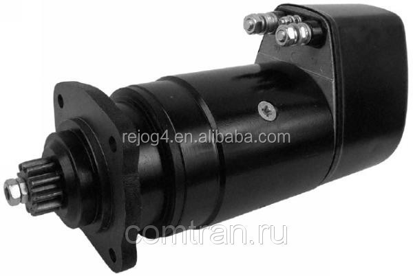 starter motor 1547049 24v used for volvo