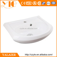 New arrival chinese traditional 460*360*160 ceramic laundry sink cabinet