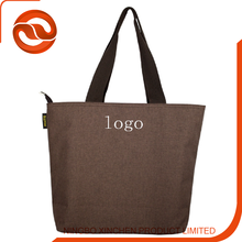 canvas tote bag with custom logo canvas shopping bag for yong woman