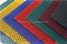 used sport court flooring, tennis court flooring, used badminton court flooring