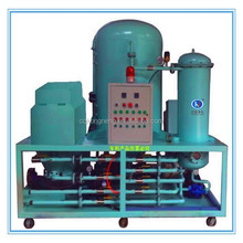 Kongneng newest generation waste transformer oil recycling without filter elements