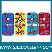 new hot sale fashion silicone mobile phone cases/covers