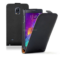 Flip Ultra slim leather case for Samsung Galaxy Note 4