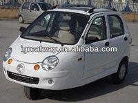 eec Three-wheel electric vehicle 5000w
