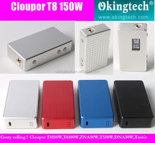 Free sample ,wholesale newest cloupor t8 mod/ T8 150w mod is coming/valkyrie mod