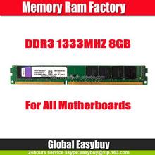 Factory Price ram memory, ddr3 ram, ddr3 8gb 1333 memory