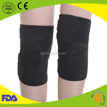 Tourmaline products velcro elastic magnetotherapy thermal knee pad