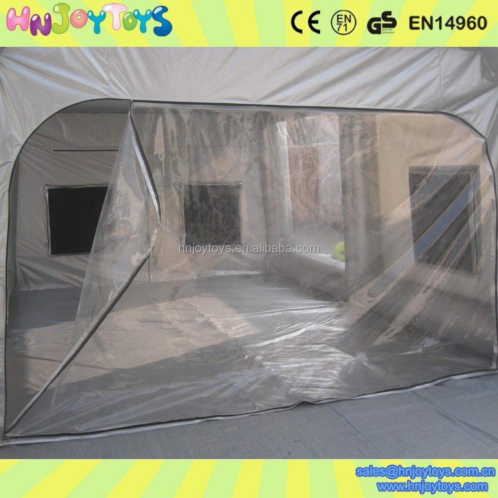 utilis gonflable cabine de pulv risation portable cabine de peinture par pulv risation saico. Black Bedroom Furniture Sets. Home Design Ideas