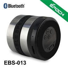 Colorful good bluetooth speaker wireless multimedia active speaker box with mic input vibration subwoofer for notebook computer