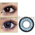 Authentic korea geo contact lens good quality colour contact lens GEO XCH yearly geo contact lens