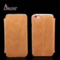 Ultrathin wallet opening stand phone case leather magnetic phone case