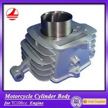 Manufacture TC108CC Motorcycle Cylinder Body diesel engines