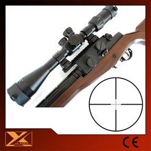 4-16x50 Tactical mil-dot illuminated rifle scope