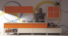 modern kitchen cabinet color combinations