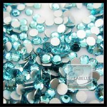 Luxury Crystal Rhinestone Clear HotFix Iron on Glue on Rhinestone Diamante