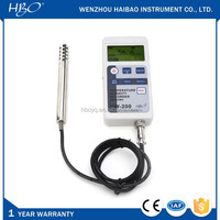 handheld temperature humidity data logger, electronic humidity and temperature recorder with USB connection