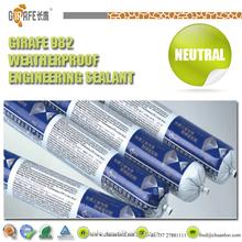Structual Glazing Bond Non-toxic Glass Silicone Sealant