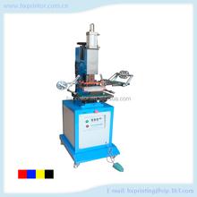 Pneumatic vertical book cover hot stamping machine digital hot stamping machine