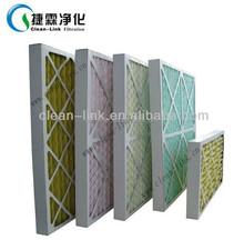 Perfect market Cardboard Panel Filter/hvac air filter(manufacture)