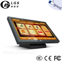 19 inch indutrial touch screen monitor with LCD/ LED monitor