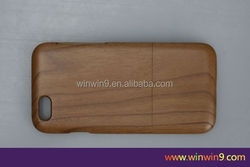 Hot selling wood cell phone case cover for iphone and for samsung,case for cell phone for iphone 6