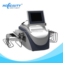 new slimming technology 2014 lipo laser/ portable lipo laser device for weight loss