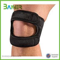 Velcro neoprene double pressure medical grade knee support