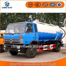 2015 novos produtos dfac 153 4 x 2 vácuo caminhão de sucção de esgoto para venda