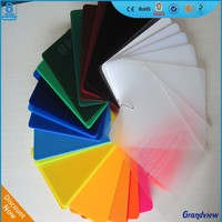 Translucent Acrylic Grass Panels