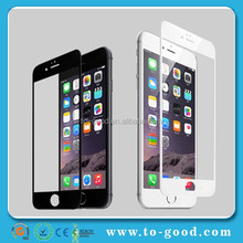 Explosion Proof 0.26mm Thickness Premium Tempered Glass Full Cover Screen Protector For iPhone 6