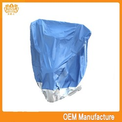 double colour 190t fireproof motorcycle cover fabric,goldwing motorcycle covers at factory price