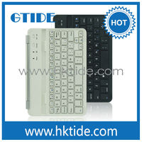 Gtide KB656 Aluminum Bluetooth keyboard cover for iPad mini Retina display