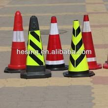 Soft PVC Road cone/rubber road cone/Traffic safety Cone