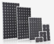 100w 200w MONO/POLY solar panel for home solar system