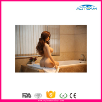 2015 Made In China Sex Toy 165 cm Full Silicone Sex Doll