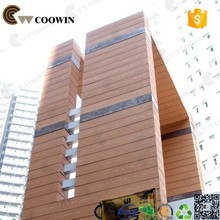 Commerce place decorative material exterior WPC wall siding