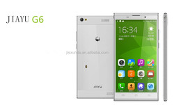 Jiayu G6 Phone 5.7 inch FHD 1920x1080 2GB/32GB MTK6592 Octa core 3G WCDMA GPS Android Smartphone