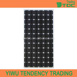 36v Solar panel 200w cheap price good quality with TUV certificate