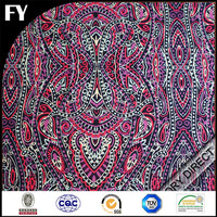 Wholesale custom 100% cotton fabric suppliers to Pakistan
