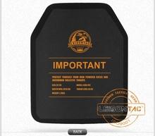 Bulletproof Plate for ballistic vest Body Armor Plate NIJ Standard