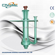 vertical turbine pump for river water suction