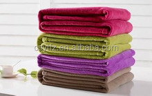 Supersoft Coral Fleece Fabric Blanket Factory China