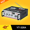 pro tech speakers YT-326A support CD/DVD/VCD/USB input HOT!!!Top sell