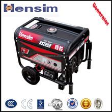 Recoil Start 2KW Portable Mini Gasoline Generators
