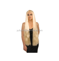 2015 witch 90 cm straight hair manufacturers selling costume party wigs