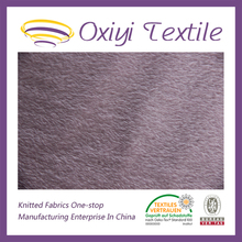 100% Polyester Solid Color Super Soft Sherpa Bonded Fleece Fabric