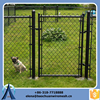 Relatively Low Cost And Ease Of Installation Both Galvanized PVC Coated Available Chain Link Fence