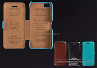 Wholesale high quality Flip Leather case for iphone 5c