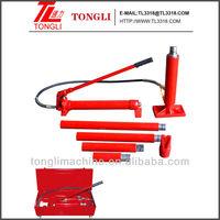 20ton TL0020 Pro-Quality Auto Body Frame Repair Hydraulic Tool Kit - Porta Power