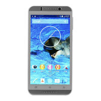 5.5 Touch screen cdma gsm v6 dual sim cell phone with external memory card, waterproof floating mobile phone